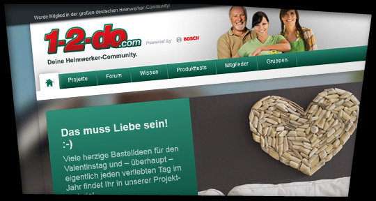 1-2-do.com - Heimwerker-Community powered by Bosch